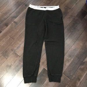 Calvin Klein modern band joggers size medium Euc